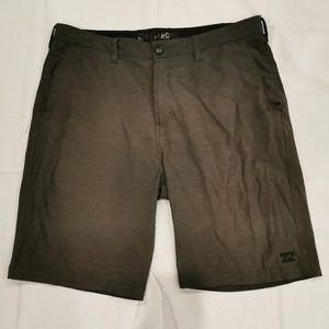 Billabong | Gray Submersibles Hybrid Board Shorts